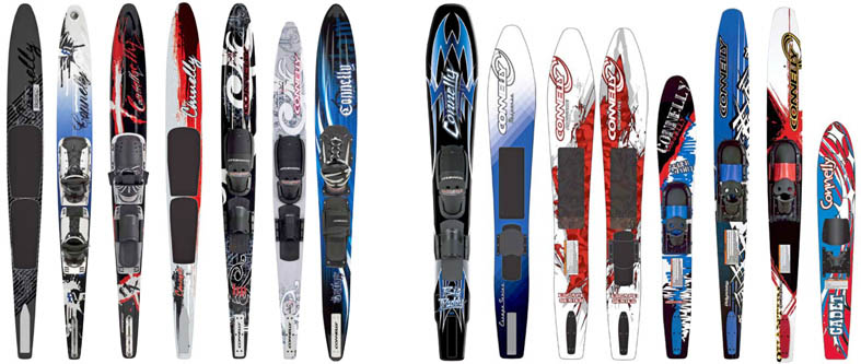 Connelly water skis