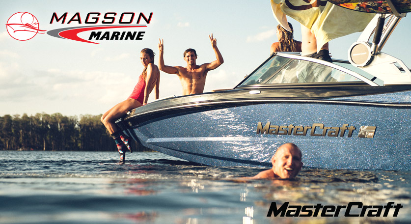 Welcome to Magson Marine in the Strand
