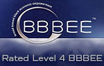 Magson Marine is rated Level 4 BBBEE