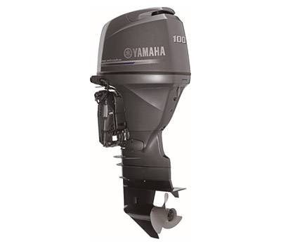 yamaha 100hp 4 stroke outboard fuel consumption