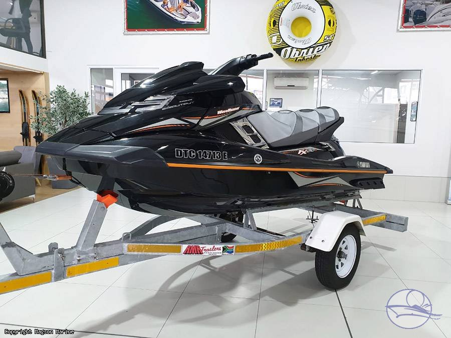 Pre Owned Waverunners